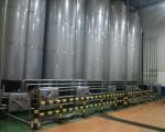 Hệ bồn chứa và đường ống vi sinh
